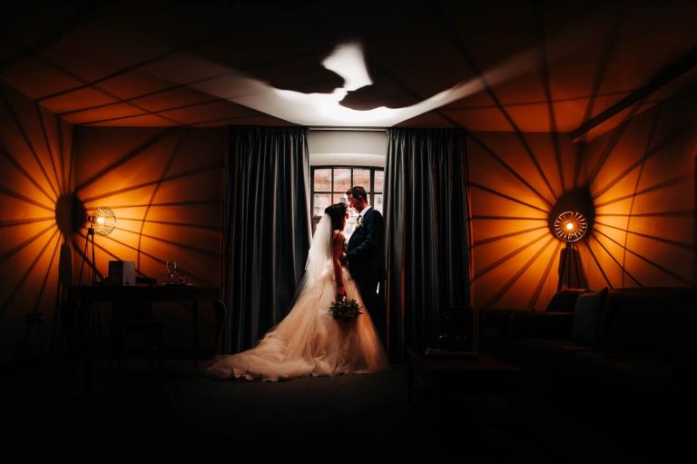 Titanic Hotel wedding photographer